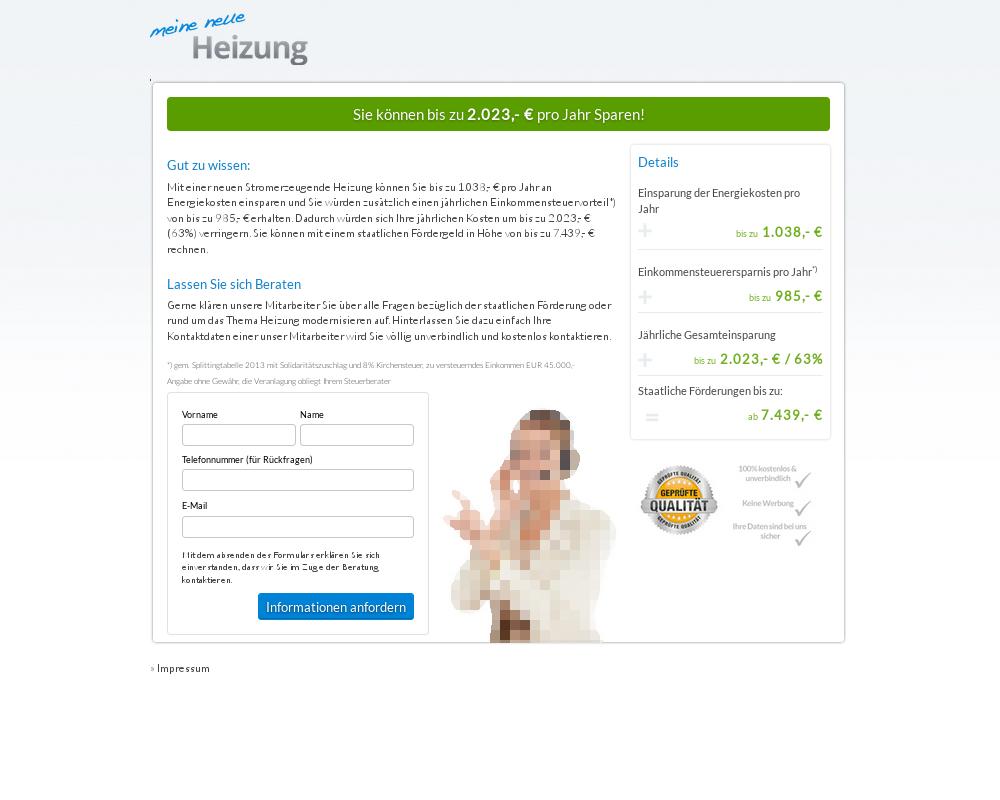Richpro Internet GmbH Einsparung