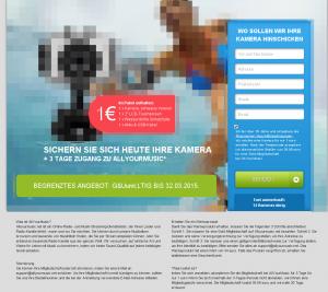 allyourmusic.net: Werbegeschenke GoPro!