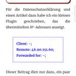 Telekom IPv4